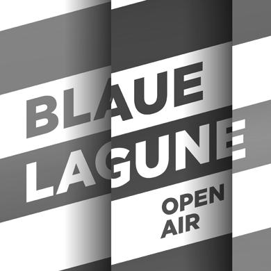 Blaue Lagune Openair
