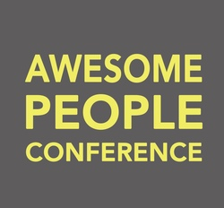 awesomepeopleconference Logo