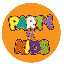 party4kids Logo